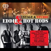 Eddie & the Hot Rods: Stage & Studio [CD/DVD] [Digipak] *