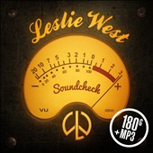Leslie West: Soundcheck *