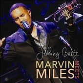 Johnny Britt: Marvin Meets Miles [Slipcase]