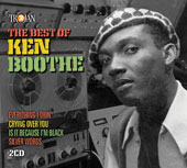 Ken Boothe: The Best Of [Sanctuary] *