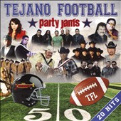 Various Artists: Tejano Football Party Jam's