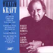 Kraft: Timpani Concerto, Piano Concerto, etc / Akins, et al