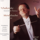 Tchaikovsky, Mendelssohn / Spalding, Philadelphia Virtuosi