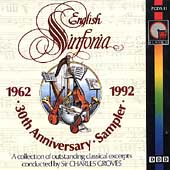 English Sinfonia 1962-1992 - 30th Anniversary Sampler