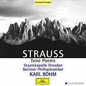 Strauss: Tone Poems / B&#246;hm, Staatskapelle Dresden, Berlin PO