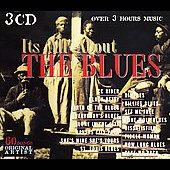 Various Artists: It's All About the Blues [Box]