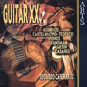 Guitar XX - Rodrigo, Castelnuovo-Tedesco, et al / Catemario