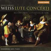 S.L. Weiss: Lute Concertos / Richard Stone, Tempesta di Mare