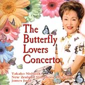 Gang, Zhanhao: The Butterfly Lovers Concerto
