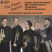 The Feast Awaits / Wisconsin Brass Quintet