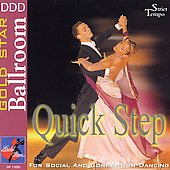 Gold Star Ballroom Orchestra: Gold Star Ballroom Series: Quick Step