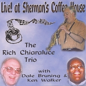 Dale Bruning: Live! At Sherman's Coffee House