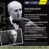 Carl Schuricht Conducts Pfitzner , Strauss & Reger