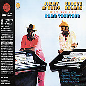 Jimmy McGriff/Groove Holmes: Giants Of Organ Come Together