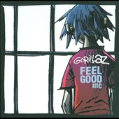 Gorillaz: Feel Good Inc [EP]