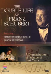 The Double Life Of Franz Schubert [DVD]