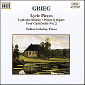 Grieg: Lyric Pieces/Peer Gynt Suite