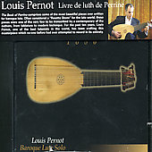 Lute Book Of Perrine
