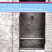 Mozart: The Piano Concertos Vol 4 / Kirschnereit, Beermann