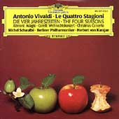 Vivaldi: The  Four Seasons;  Albinoni, Corelli / Karajan