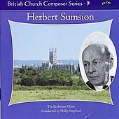 British Church Composers, Vol. 9 - Sumsion / Stopford, et al