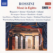 Rossini: Mos&egrave; Egitto / Fogliani, et al