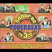 Various Artists: Sonoras Poderosas En 3 Cds