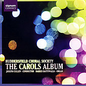 The Carols Album / Huddersfield Choral Society, et al