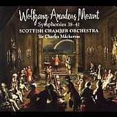Mozart: Symphonies no 38 - 41 / Mackerras, Scottish CO