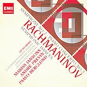 20th Century Classics - Rachmaninov: Symphony no 2, Piano Concerto no 3, etc / Berglurd, Andsnes, et al