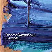 Brahms: Symphony no 2, Alto Rhapsody;  Schubert: Choral Works / Gardiner, Stutzmann, et al