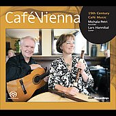 Caf&eacute; Vienna / Michala Petri
