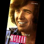Don McLean: The Best of Don McLean [EMI 1988]