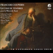 Francois Couperin: Le&ccedil;ons de T&eacute;n&egrave;bres
