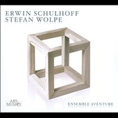 Ensemble Aventure plays Schulhoff & Wolpe