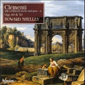 Clementi: Piano Sonatas, Vol. 6 / Shelley