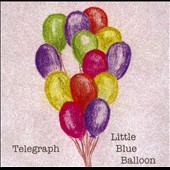 Telegraph: Little Blue Balloon