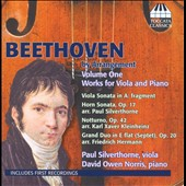 Beethoven by Arrangement, Vol. 1