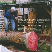 Mozart: Piano Concertos Nos. 24 in C minor & 25 in C major