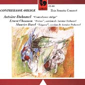 Contrebasse Oblige - Trio Sonata Concert