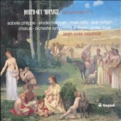 Joseph-Guy Ropartz: Symphony No. 3 for soloists, choir & orchestra / Philippe, Méchain, Laho, Teitgen