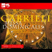 Giovanni Gabrieli: Missa Dominicalis / Pierpaolo Turetta, organ of St. Mark's, Venice
