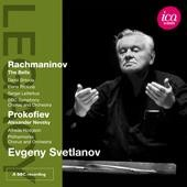 Rachmaninov: The Bells; Prokofiev: Alexander Nevsky / Shtoda, Prokina, Leiferkus - Evgeny Svetlanov