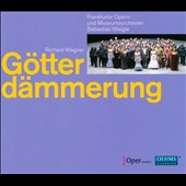 Wagner: G&#246;tterd&#228;mmerung / Ryan, Kranzle, Schmeckenbecher, Frank, Bullock et al. / Frankfurt Opera