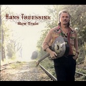 Hans Theessink: Hard Road Blues [Digipak]