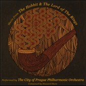 City of Prague Philharmonic Orchestra/Howard Shore (Composer): Music from The Hobbit & The Lord of the Rings *