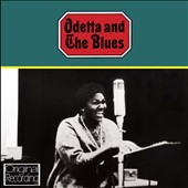 Odetta: Odetta and the Blues