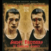 John Mellencamp/Stephen King (Author)/T-Bone Burnett: Ghost Brothers Of Darkland County [CD/DVD][Deluxe Edition]