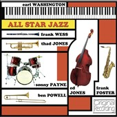 Earl Washington: All Star Jazz