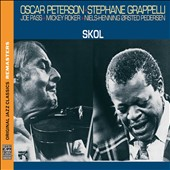 Oscar Peterson/Stéphane Grappelli: Skol [Remastered]